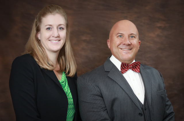 Attorneys Keith W. Davis and Jennifer Gardner Ashton