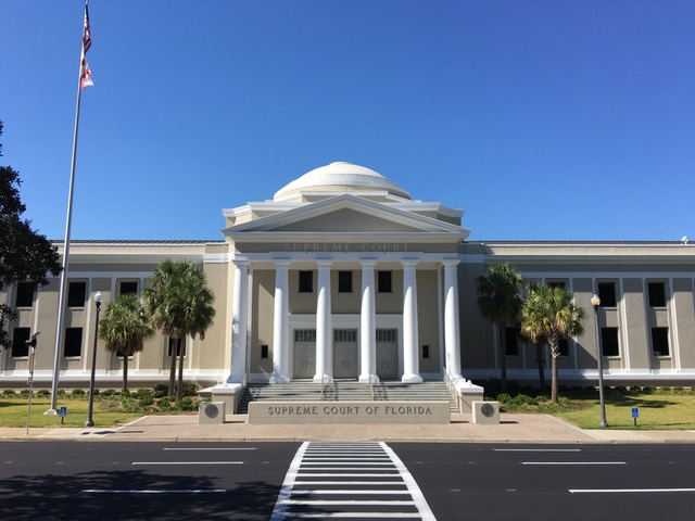 image of Supreme Court of Florida building