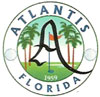 City of Atlantis Florida logo