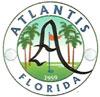 City of Atlantis Florida logo