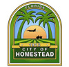 Cityof Homestead Florida logo