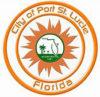 City of Port St. Lucie Florida logo