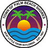 Town of Palm Beach Shores logo