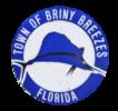 Town of Briny Breezes logo