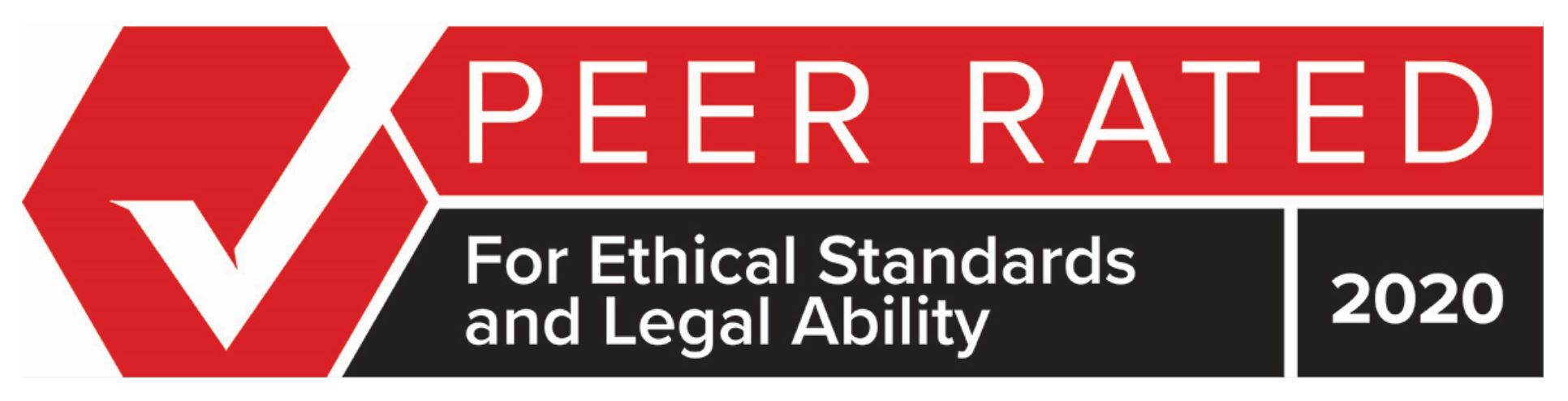 Firm Peer Rated Badge